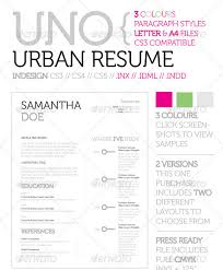 Adobe Resume Template 72 Images 10 Best Images Of Indesign