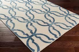slate blue ivory rug add to wish list