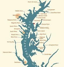Chesapeake Bay Cruising Information Haven Charters Rock