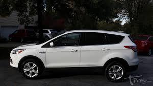 2016 ford escape white. white 2016 ford escape se
