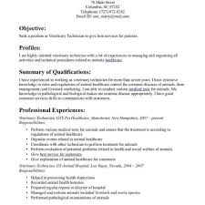 vet tech resumes samples elioleracom resume templates veterinary technician  vet tech resume samples with surgical tech