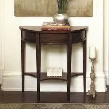 small demilune hall table. Small Demilune Hall Table O