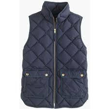 Best 25+ Down vest ideas on Pinterest | North face vest, Black ... & J.Crew Petite Excursion Quilted Down Vest ($155) ❤ liked on Polyvore  featuring Adamdwight.com