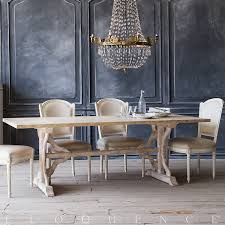 eloquence collection dining coffee tables eloquence tau dining table in danish white cote haven interiors