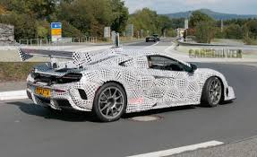 2018 mclaren p15. delighful p15 the most striking thing about the mule is its huge rear wing which seems  to be hung under uprights and have adjustable elements at rear  in 2018 mclaren p15