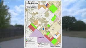 Kyle residents worried over possibility of annexation | krem.com