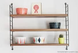 ikea retro furniture. String Pocket Wall Shelf Retro Mid Century Modern Organic Furniture Ikea Brakig Colelction Inspiration For Home
