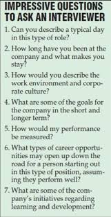 What To Ask In An Interview What To Ask At A Job Interview Screenshots Pinterest