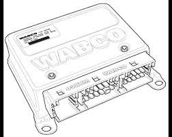 wabco d basic version ecu identification
