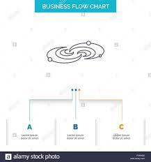 Galaxy Astronomy Planets System Universe Business Flow
