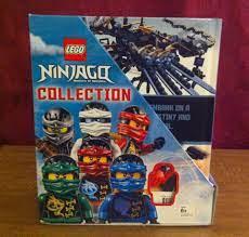 Lego Ninjago 10 books collection plus Limited edition Minifigure Green  Ninja ZX: Lego: 9781465458346: Amazon.com: Books