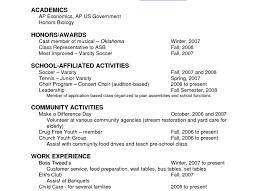 Detailed Resume Template Resume Nursing Template