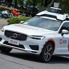 Didi Stock Surged, and Fell, in Week's ...
