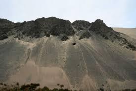 Landscape in the Taklamakan desert near Korla, Xinjiang Province, China,  Asia - RHPLF14738 - RHPL/Westend61