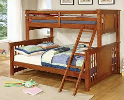 Modern Queen Bed Frame With Twin Trundle Kids Room Style New At ...