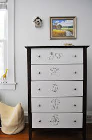 painted dresser ideas14 Cool DIY Kids Room Dresser Makeovers  Kidsomania