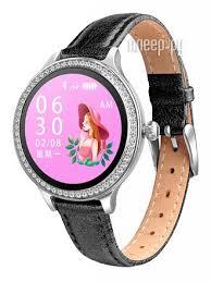 <b>Умные часы ZDK M8</b> Black Leather, цена 199 руб., купить в ...