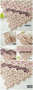 Crochet Box Stitch Pattern Magnificent Design