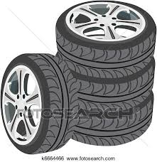 tires and rims clipart. Delighful Tires Clip Art  Car Wheels Fotosearch Search Clipart Illustration Posters  Drawings Inside Tires And Rims Clipart C