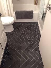 floor tiles bathroom inspiration awesome black rectangle modern ceramic tile ideas varnished design