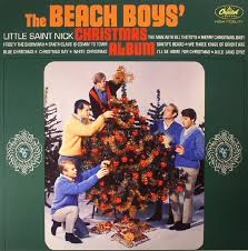 The BEACH BOYS The Beach Boys Christmas Album (mono) vinyl at Juno ...