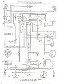 land rover faq repair maintenance series electrical wiring diagram 86 and 107 1956 58 models