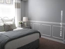 master bedroom chair rail molding diy installation