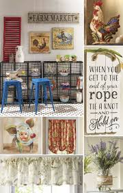 Country Decor For Kitchen Decorating Ideas To Create A Cozy Country Kitchen
