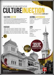 Small Picture Wiswakharman Expo 2017 Sayembara Desain Arsitektur Culture