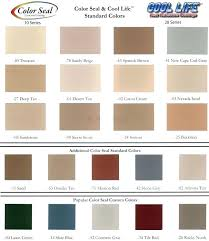 Cool Deck Paint Color Chart Cool Deck Colors Cool Deck Paint Colors Essential Cool Deck