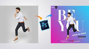Fashion Banner Fashion Banner Poster Design In Photoshop Hindi Tutorial
