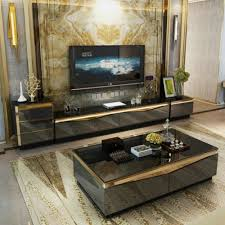 Luxury Tv Stand Design Luxury Media Center Coffee Table Furniture My Aashis
