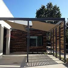 8 x12 rectangle sun shade sail fabric garden outdoor canopy patio pool awning 4