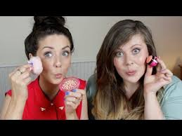 soft summer makeup tutorial with louise zoella