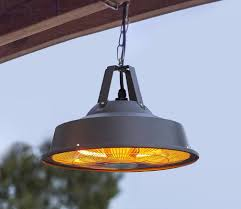 hanging patio heater. La Hacienda Hanging Carbon Fibre Heater Patio R