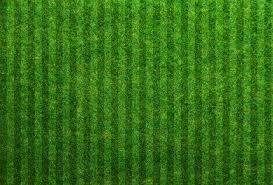 grass soccer field. Green Grass Soccer Field Background Stock Photo - 51361599