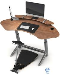 49 best table top desk images on sit stand computer desk