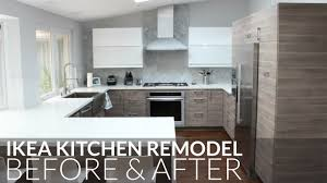 ikea kitchen remodel before after orange county