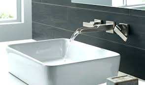 inspiring wall mount bathroom sink faucets wall mount tub faucet delta wall mount bathroom sink faucet