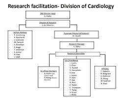 Research Organization Chart
