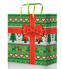 Пакет подарочный ПКП-8885 Подарок для тебя 22х31х10см ...
