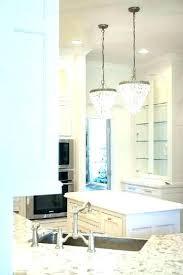 island chandelier