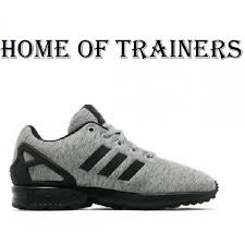 torsion zx flux. adidas zx flux torsion(gs) black grey women/boy/girls trainer all sizes torsion