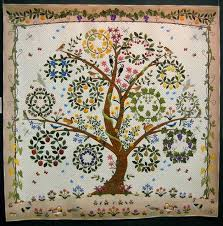 Tree Quilt Patterns Beauteous Keiko Miyauchi Quilts I Love Pinterest International Quilt