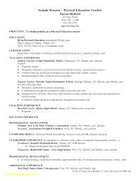 Download Template Teaching Resume Ms Word Document Education Best