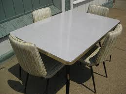 Retro Metal Kitchen Table Retro Kitchen Table Parts Cliff Kitchen