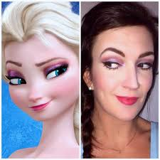 i m going to show you how i recreated the oldest sister princess elsa s makeup look from the newest disney frozen