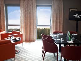 City Centre Hotel Crowne Plaza Lyon Cite Internationale