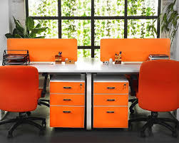 orange office furniture. Manager Desks. Storages. Work Stations Orange Office Furniture