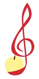 treblecleff treble clef clipart
